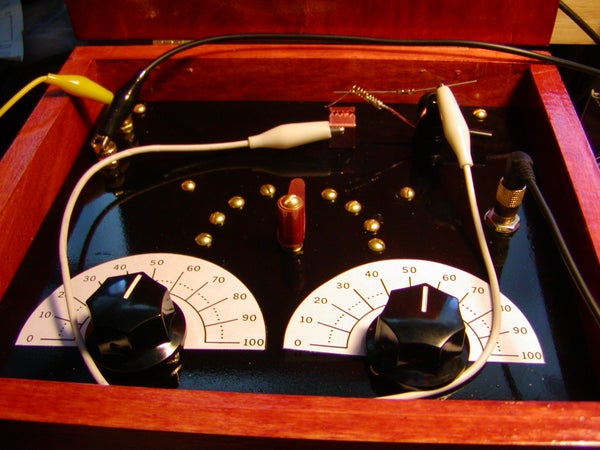 Build an Antique Style Crystal Radio