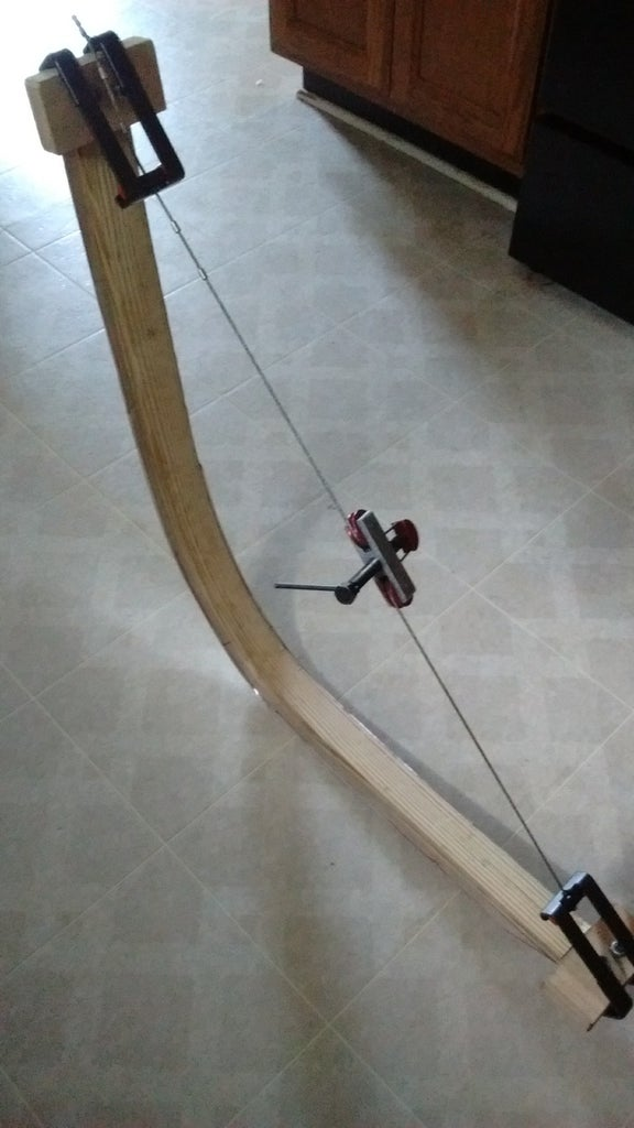 Making the Bow and Stern