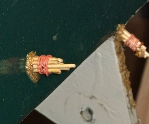 Patching a Hole With Skewers