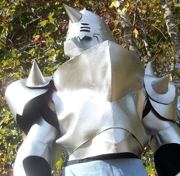 Alphonse Elric Costume From Fullmetal Alchemist