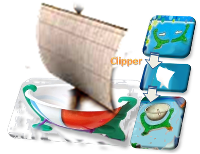 Another Deign for (Clipper) KINDER JOY TOYs