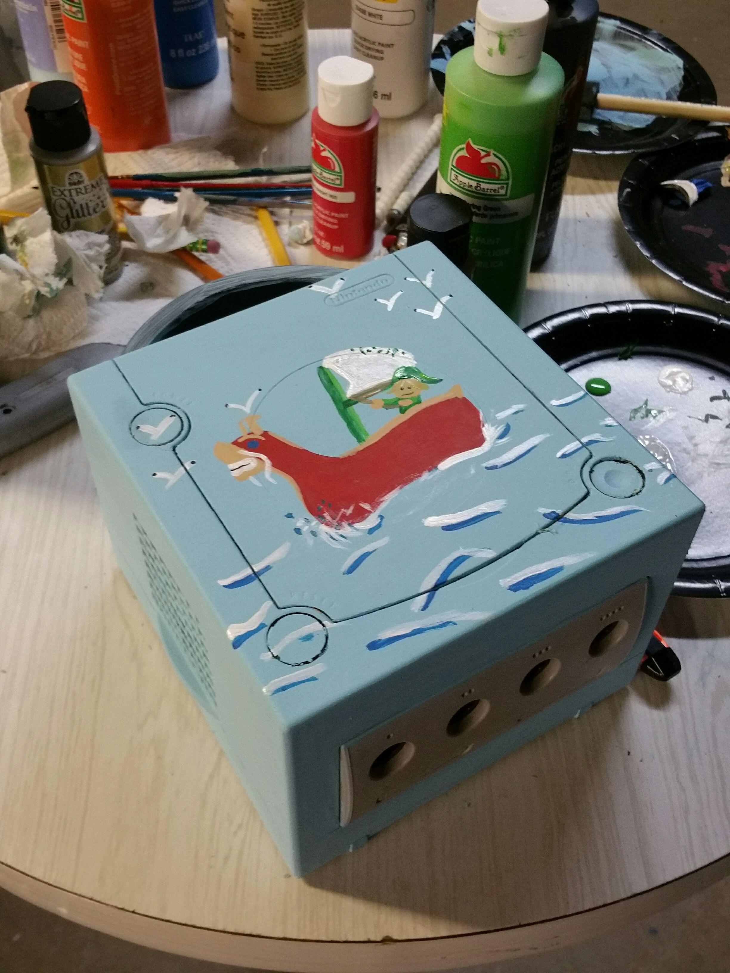 Customized Gamecube