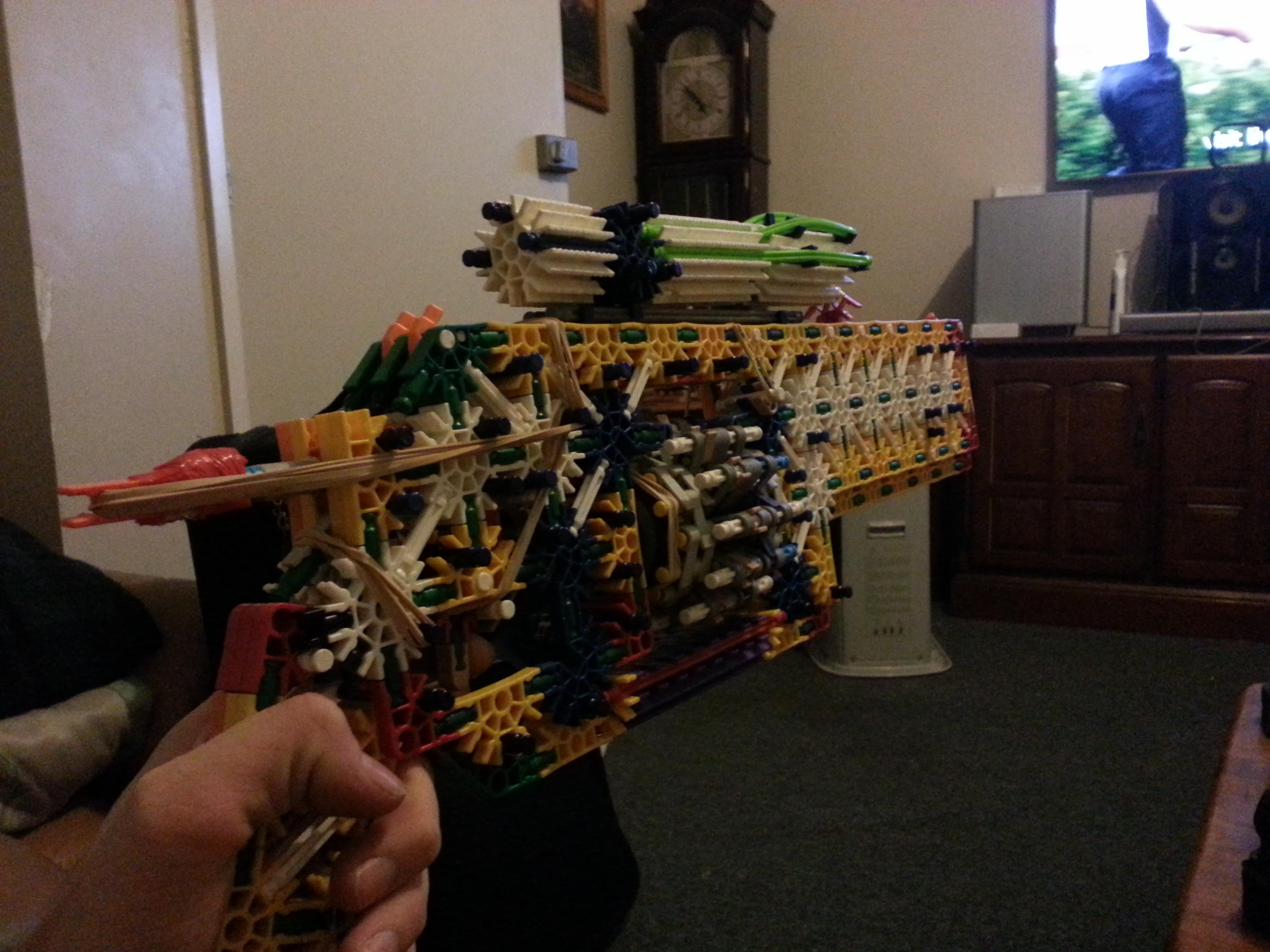 K'nex Gun: The Judge