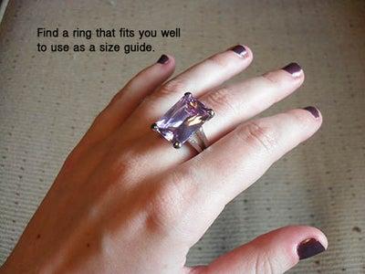 """Make """"finger Form"""""""