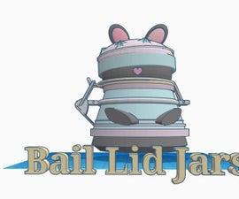 Bail Lid Jars: Connectors