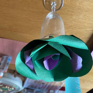 How to Make Real Looking Paper Roses