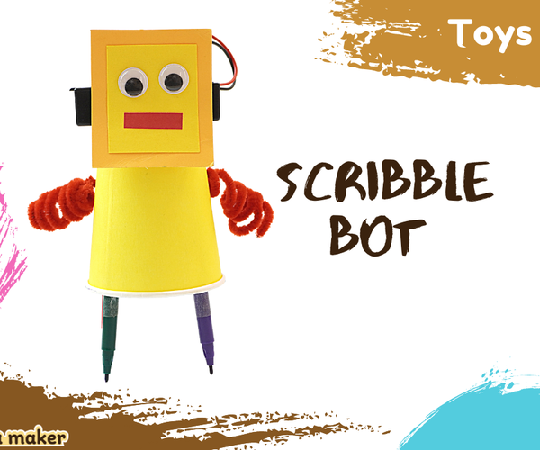 How to Make a Scribble Bot