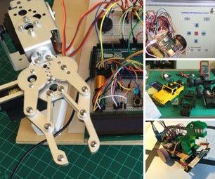 MJRoBot - Studying Robots