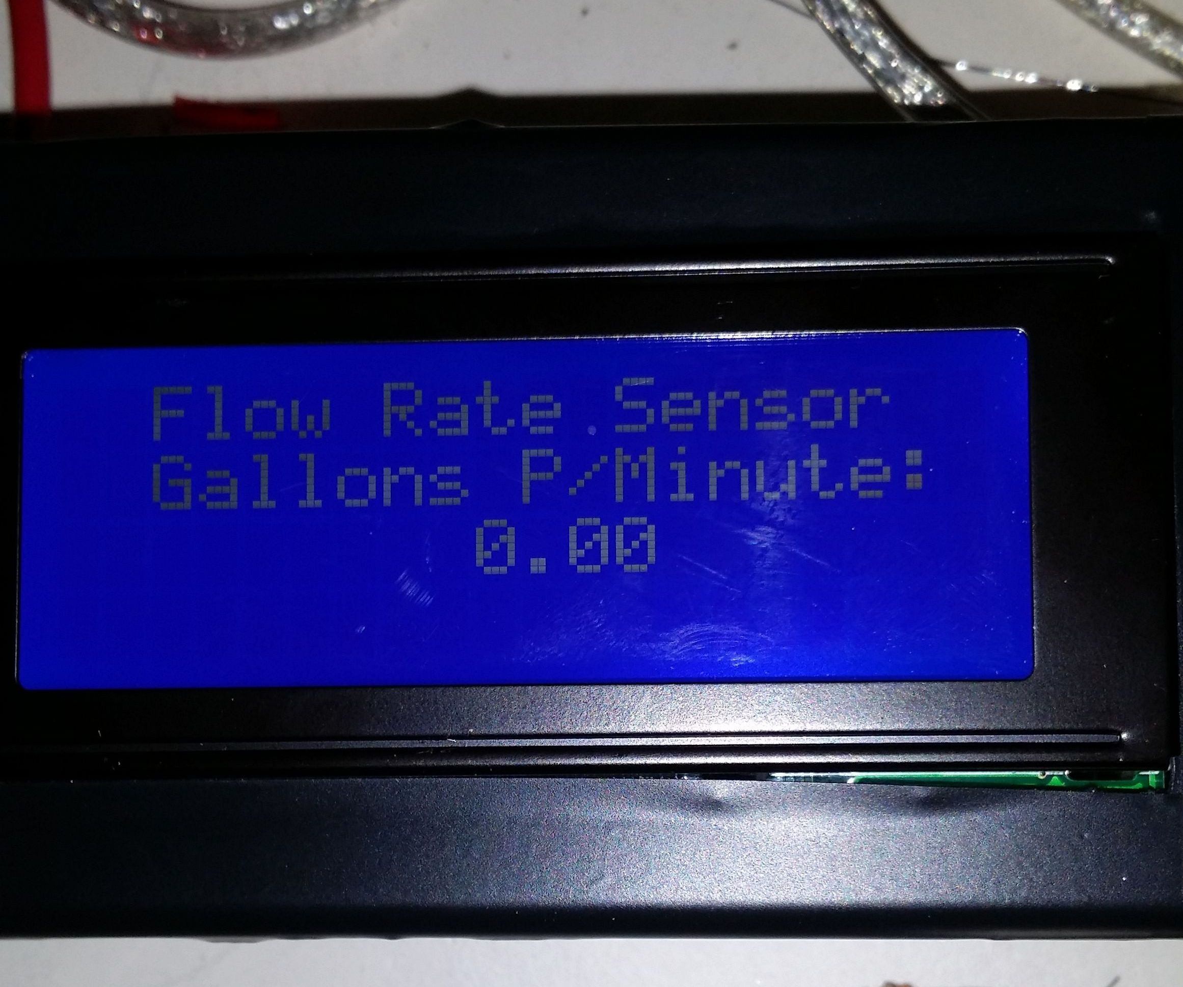 Ultimate Sensor Box W/LCD Display and Web Interface