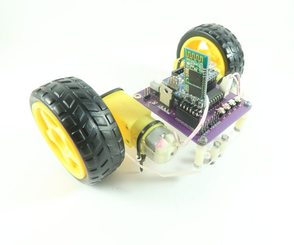 Remote Robot Using Android