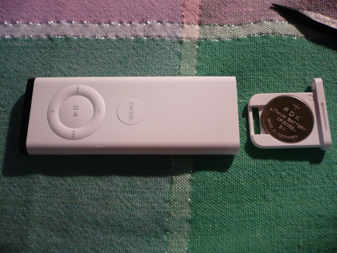 Discovering the Apple Remote