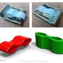 #PTRdesigns Plastic Money Clip