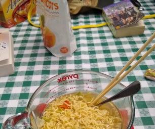 Tastier Instant Ramen Noodles