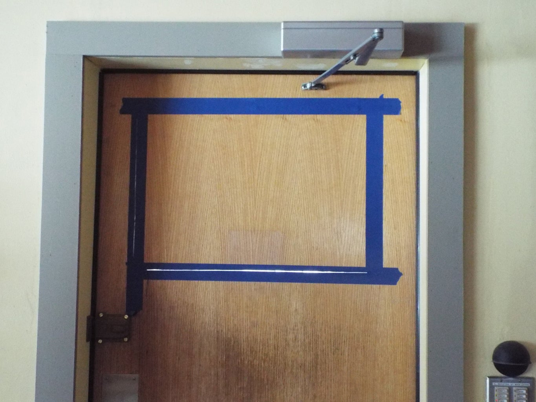 Cutting the Window Opening