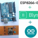 Connecting ESP8266-01 to Arduino UNO/ MEGA and BLYNK
