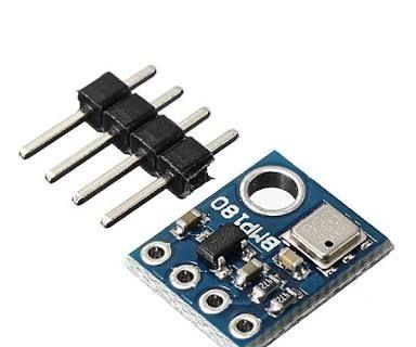 Interfacing BMP180 Barometric Sensor With Mediatek Linkit One