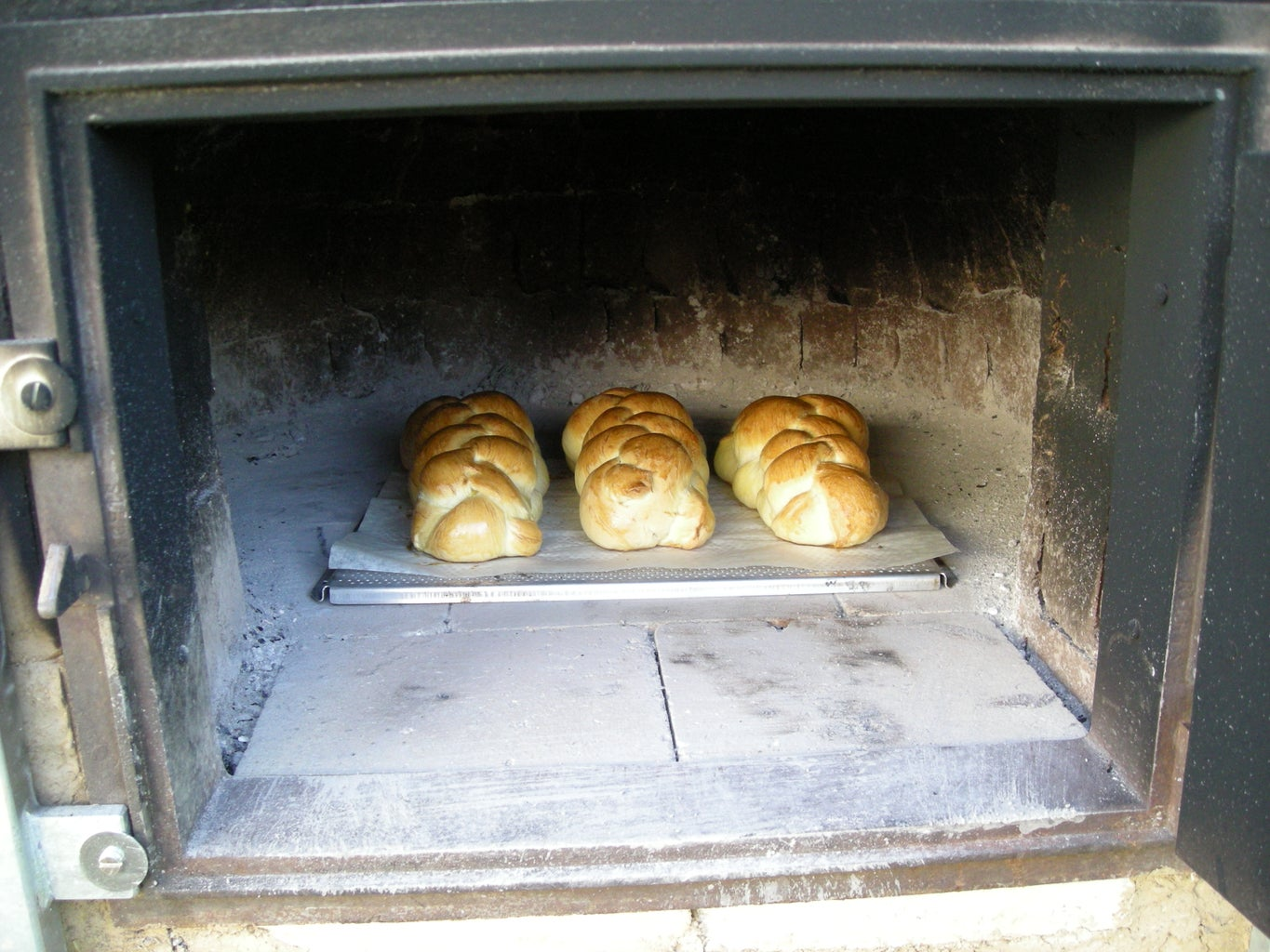 Using the Oven