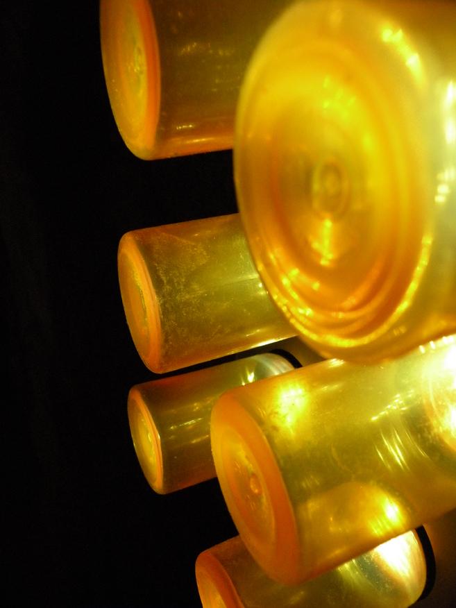 Pill Bottle Lamp