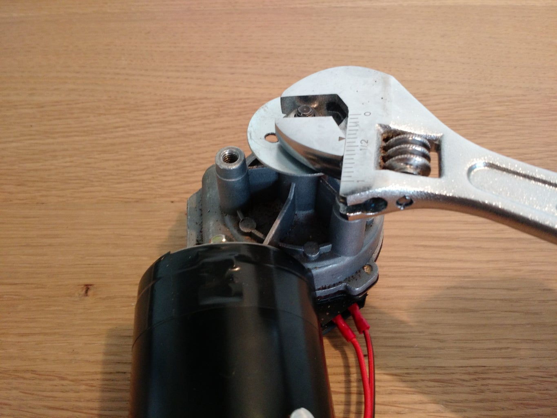 Assemble Motor