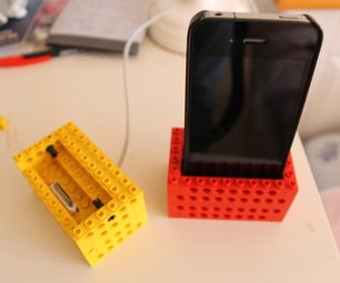 IPhone Legodock