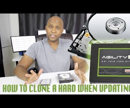How to Clone Your Hard Drive When Upgrading or Swapping