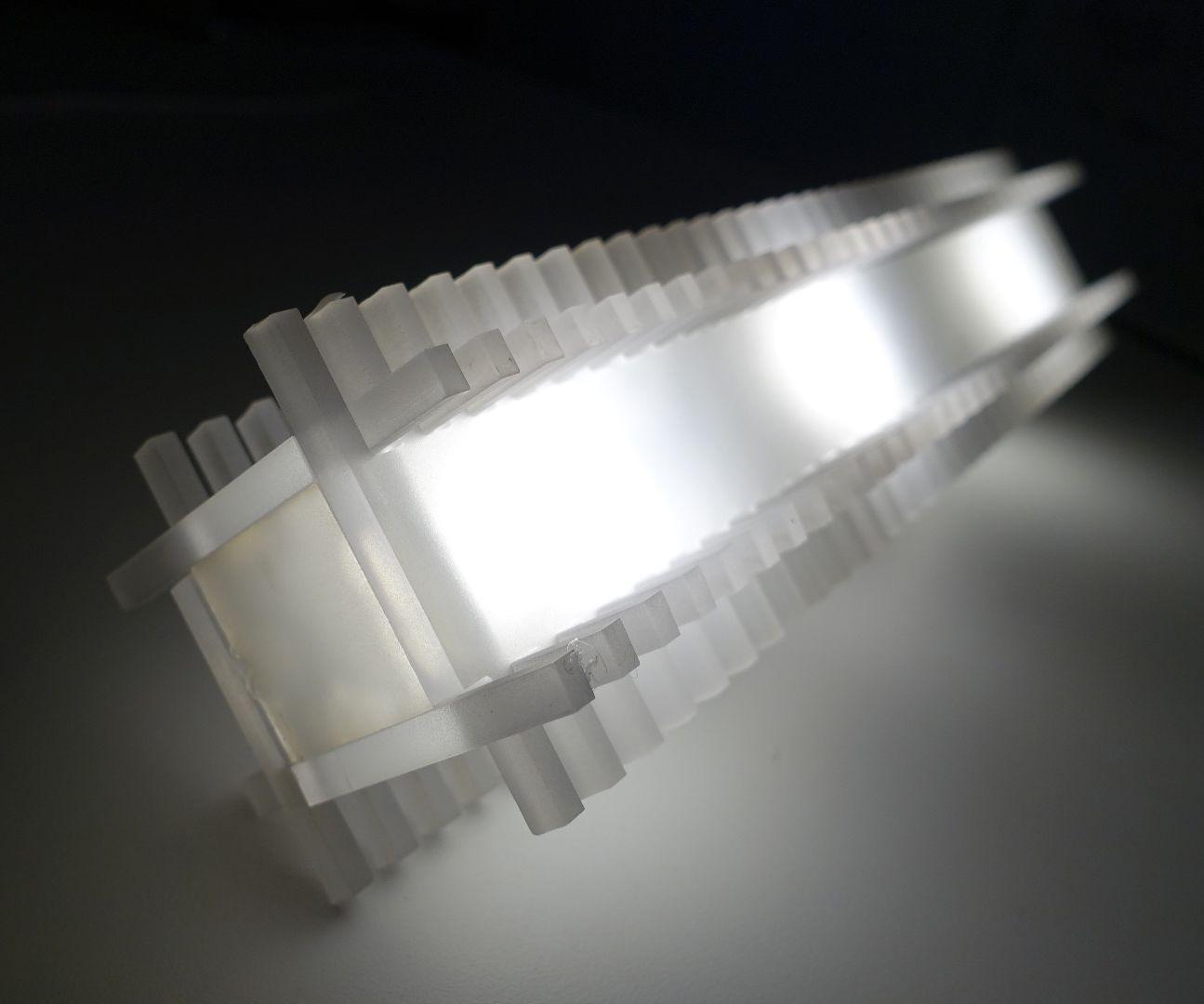 Programable Motion Sensing Night Light