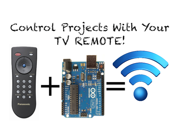 How to Use IR Remotes With Arduino