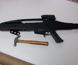 How to Fix a BE SM8 Black Widow NON-Working Rifle From ShortyUSA