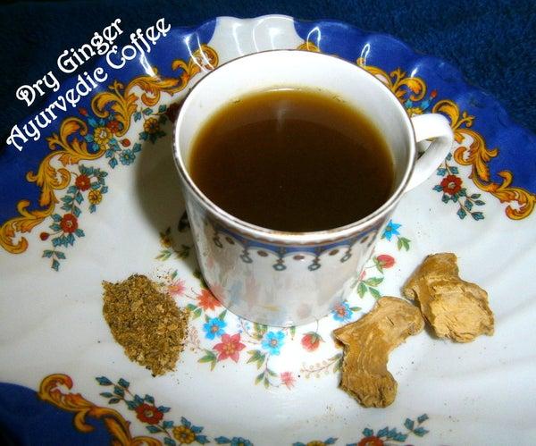 Dry Ginger Ayurvedic Coffee (Chukku Kapi)