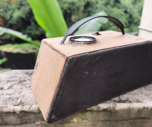 DIY Portable Bluetooth Boombox in Less Than $8