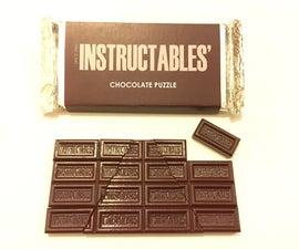 乘以巧克力拼图