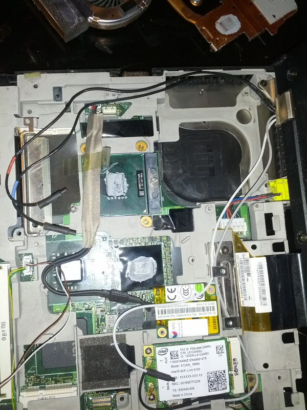 Fix a Thinkpad T400's Thermal Issues Once and for All
