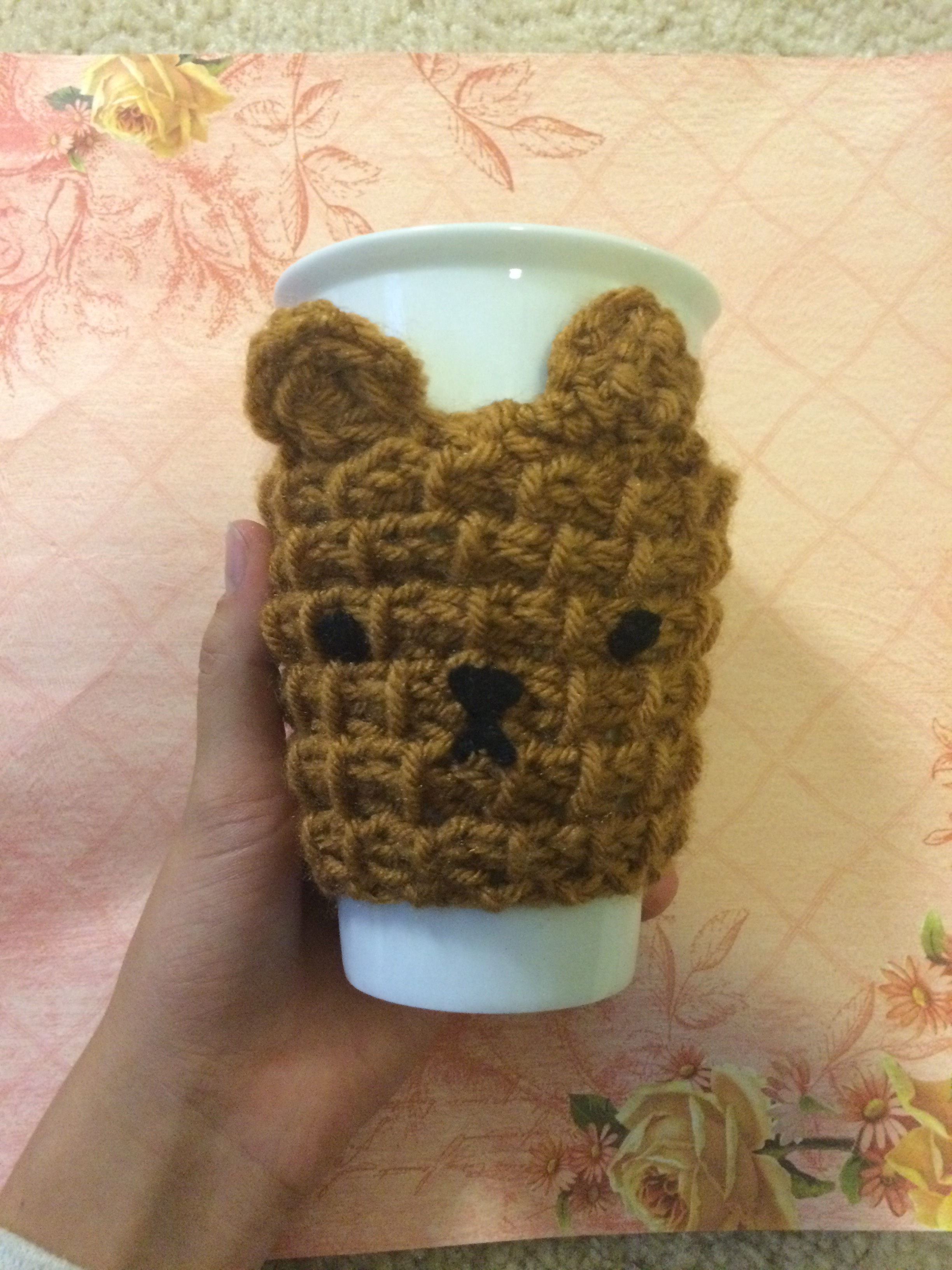 Rilakkuma Bear Cozy