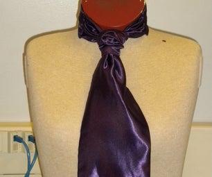 Making a Cravat