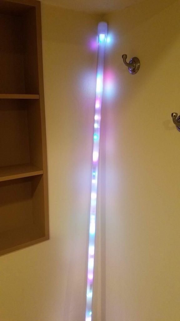 LED Staff