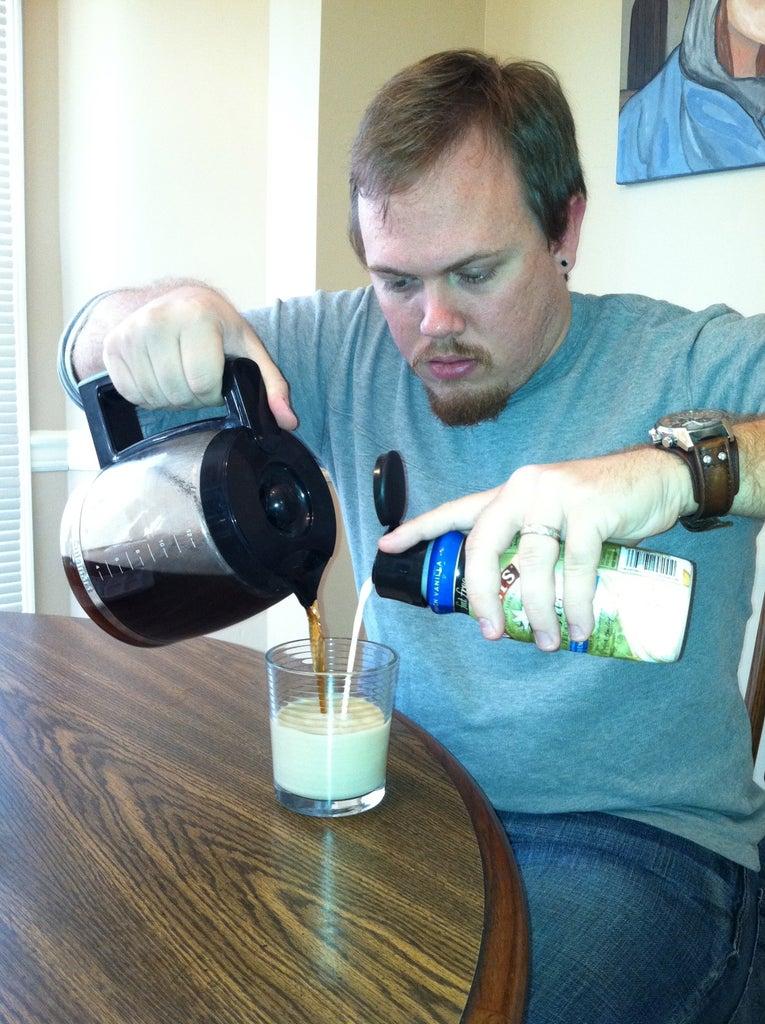Mix Liquids.