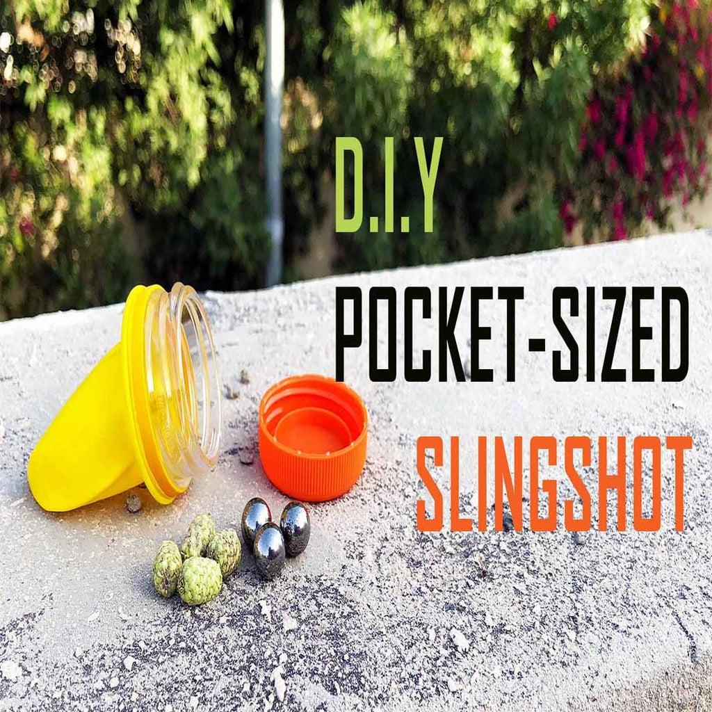DIY Pocket Shot (Video+Slomo Demos)