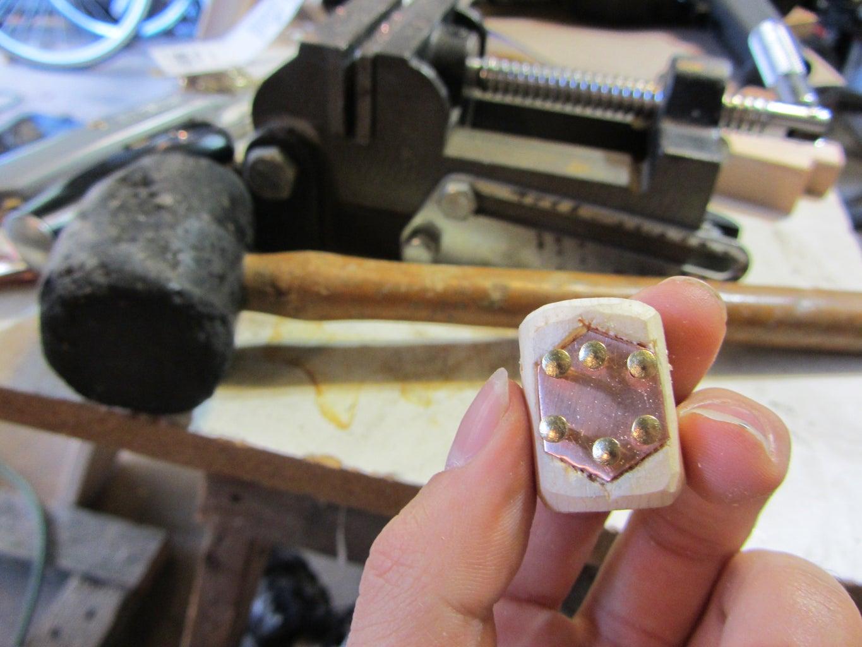 Inserting Nails