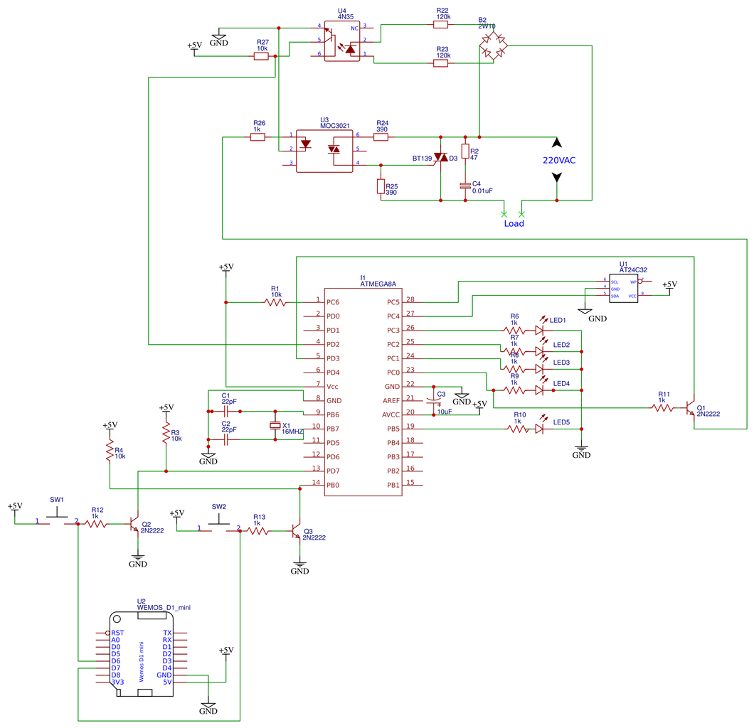 Schematic and Soldering