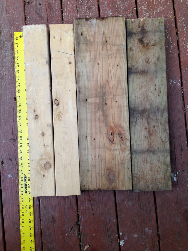 Cut Lumber to Length