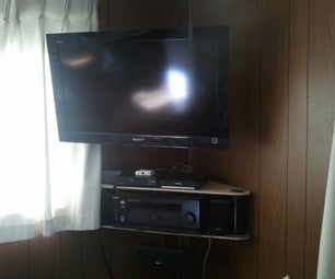 Change Your TV Cord So It Works With Your TV Mount.