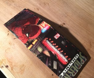 Bi-fold Comic Book Wallet