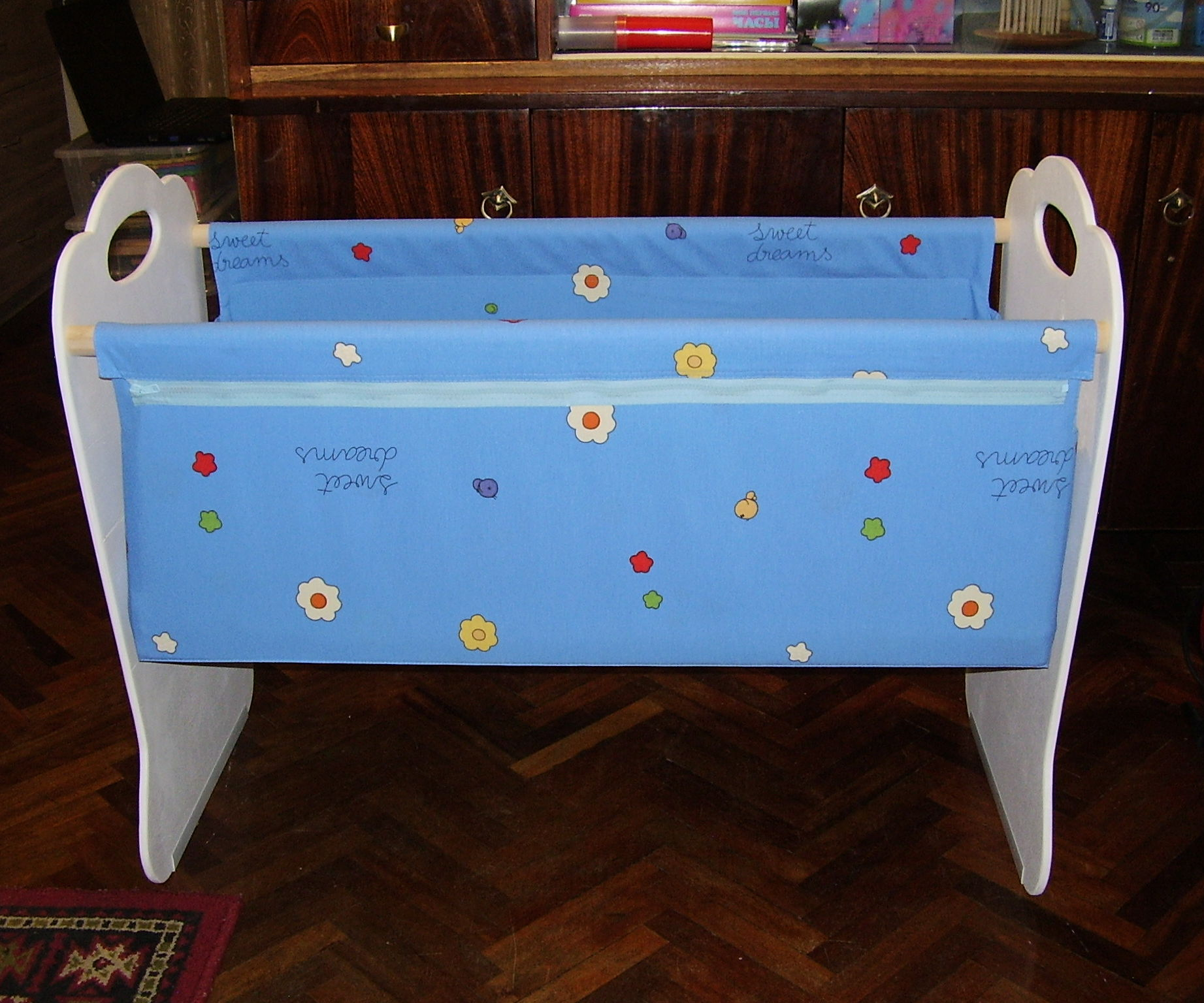 Diy Baby Bed 9 Steps With Pictures Instructables