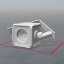 BoseBuild Cube: WallMount