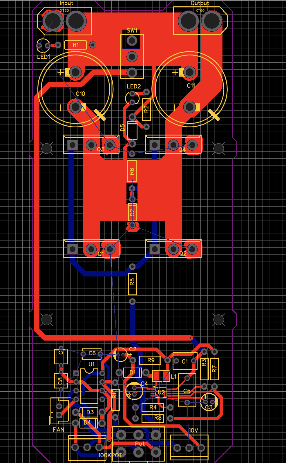 Designing the Printed Circuit Boards