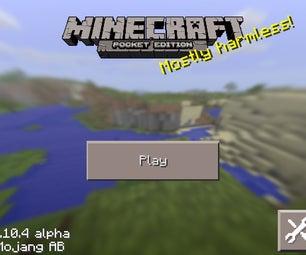 Minecraft Fire Pit