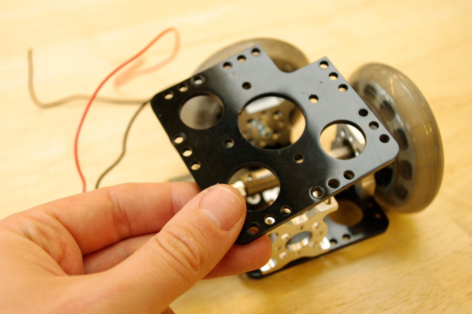 Build a Drive Assembly