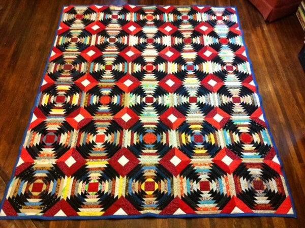 Pineapple Quilt Pattern