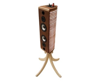 Sound Reactive RGB Speaker