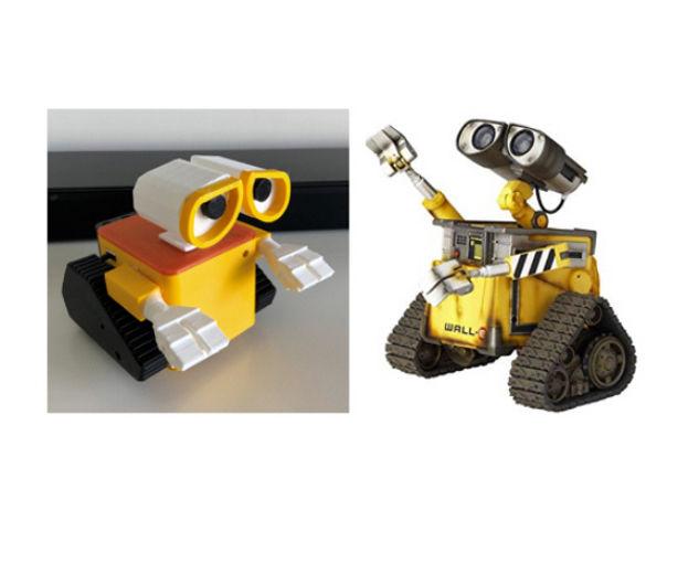 3D Printing Wall-E